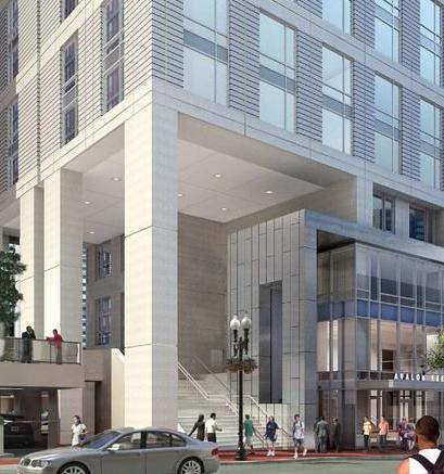Avalon Exeter Apartments Condos Boston City Properties