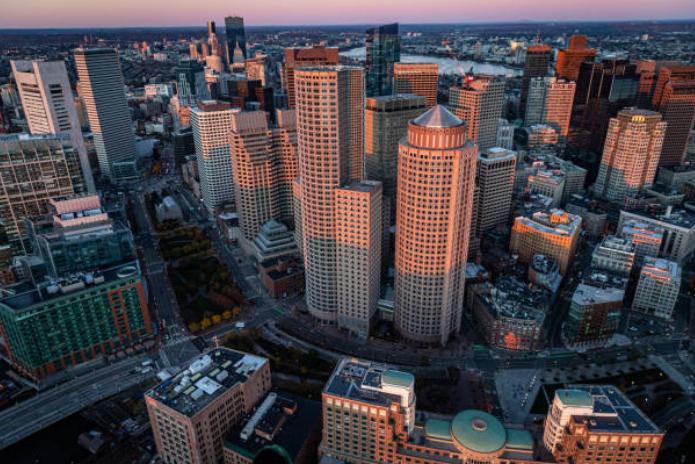 Boston Real Estate Five Years
