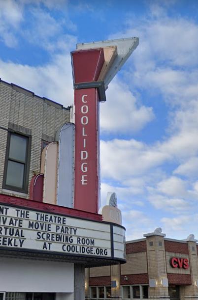 Brookline Coolidge Theater