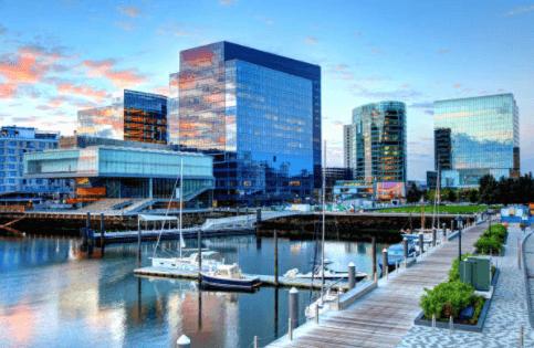 Seaport District Lab Space