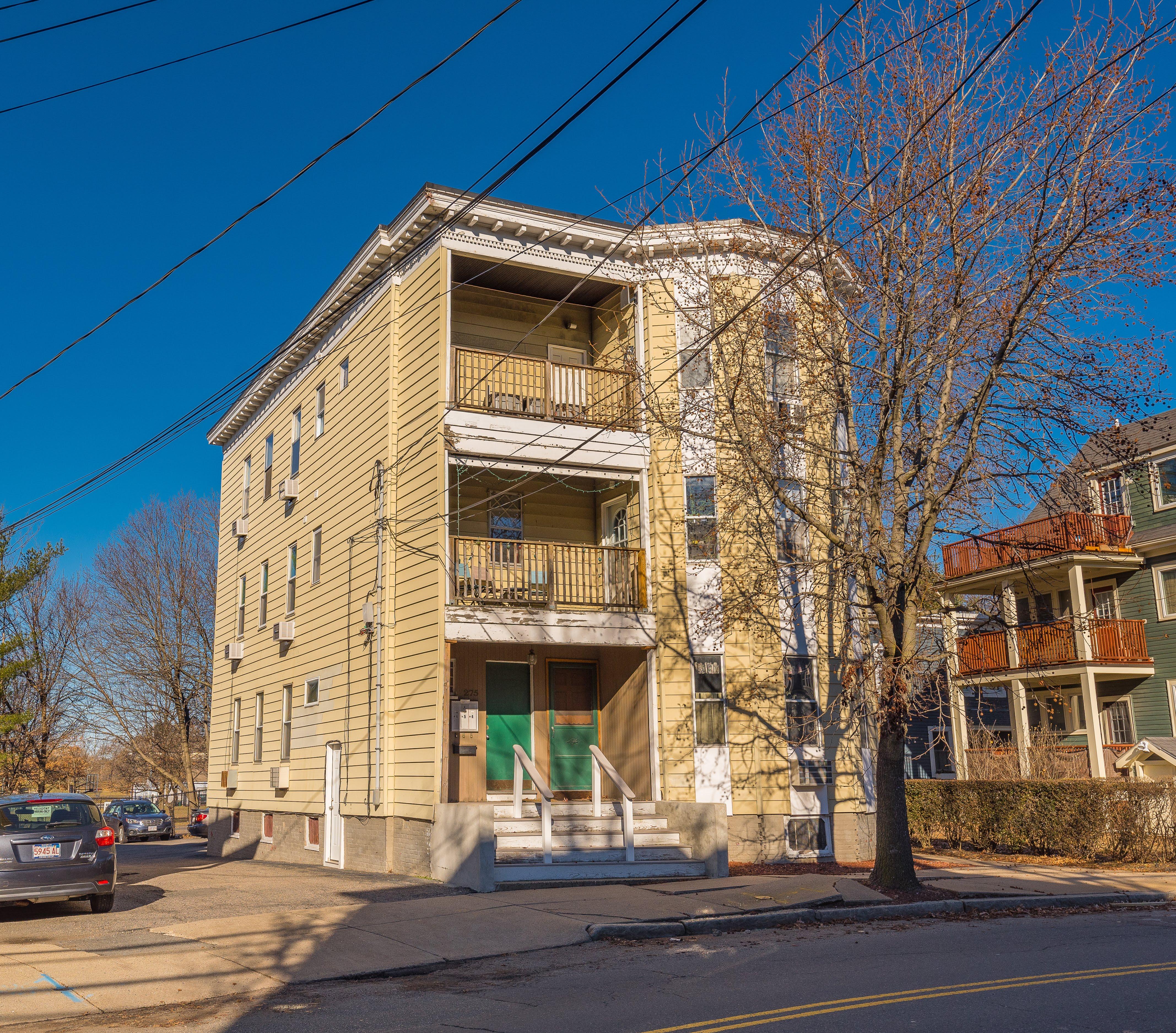 275 Walden Street