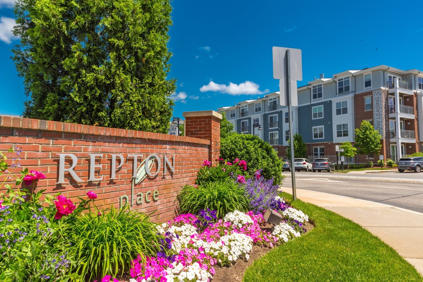 Repton Place
